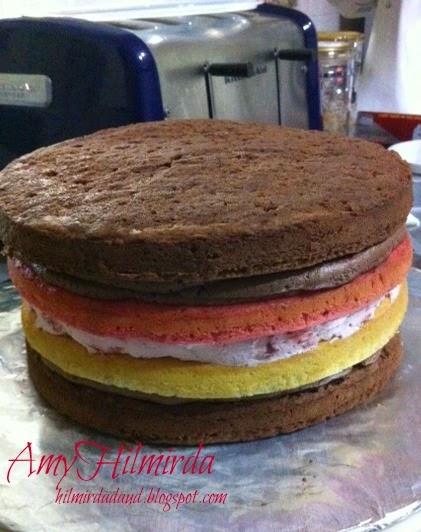 kek span perancis