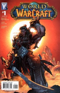 World of Warcraft (2007) – Truyện tranh