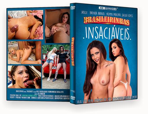 CAPA DVD – Brasileirinhas – INSACIAVEIS – ISO