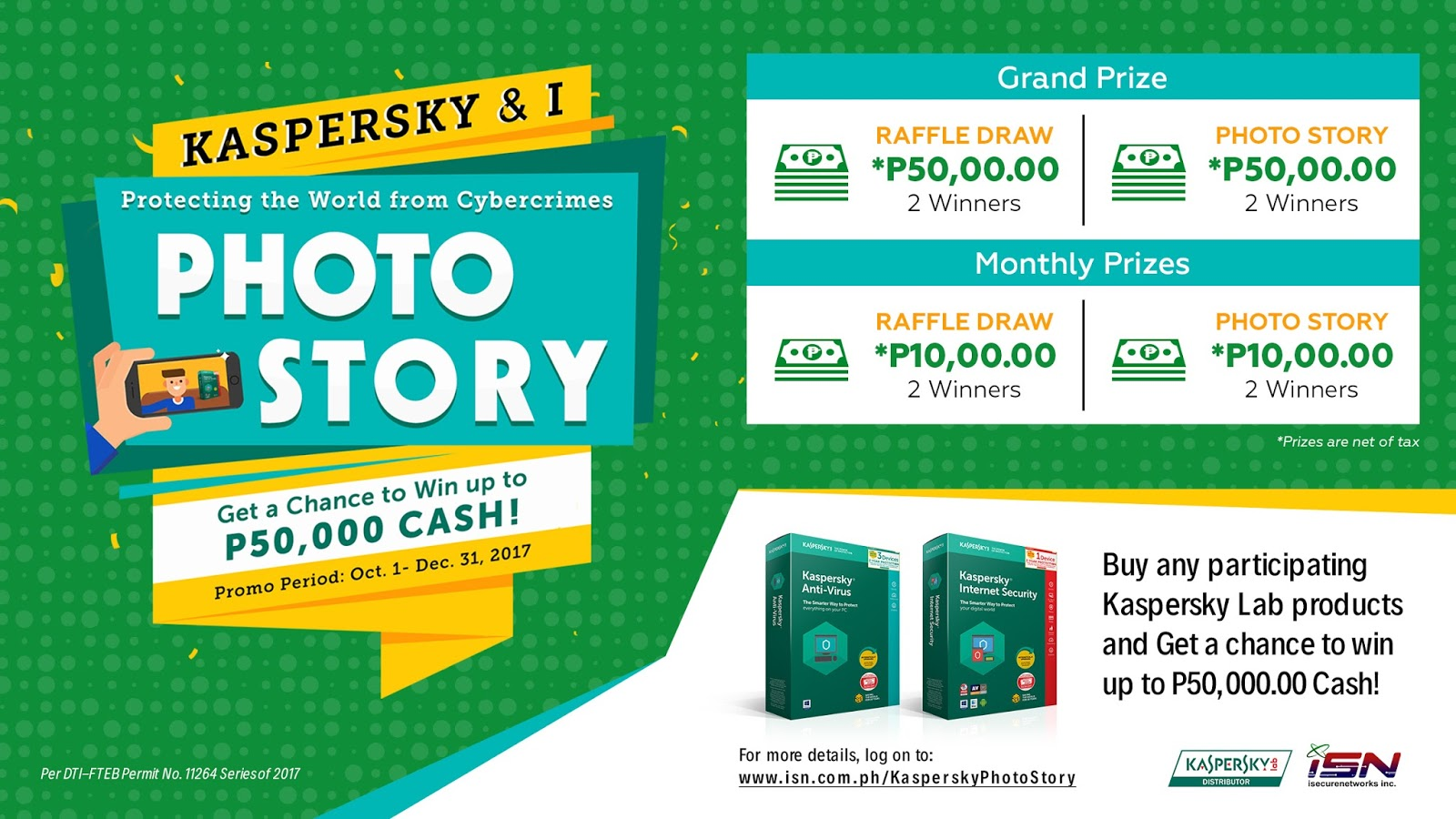 Kaspersky Photo Story Contest