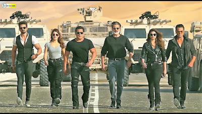 First Day Box Office Collection of Race 3, 4Fanviews