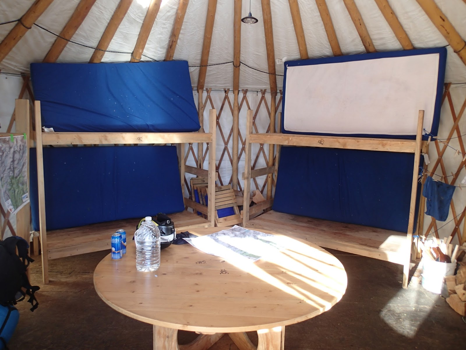 Zimmer Yurt