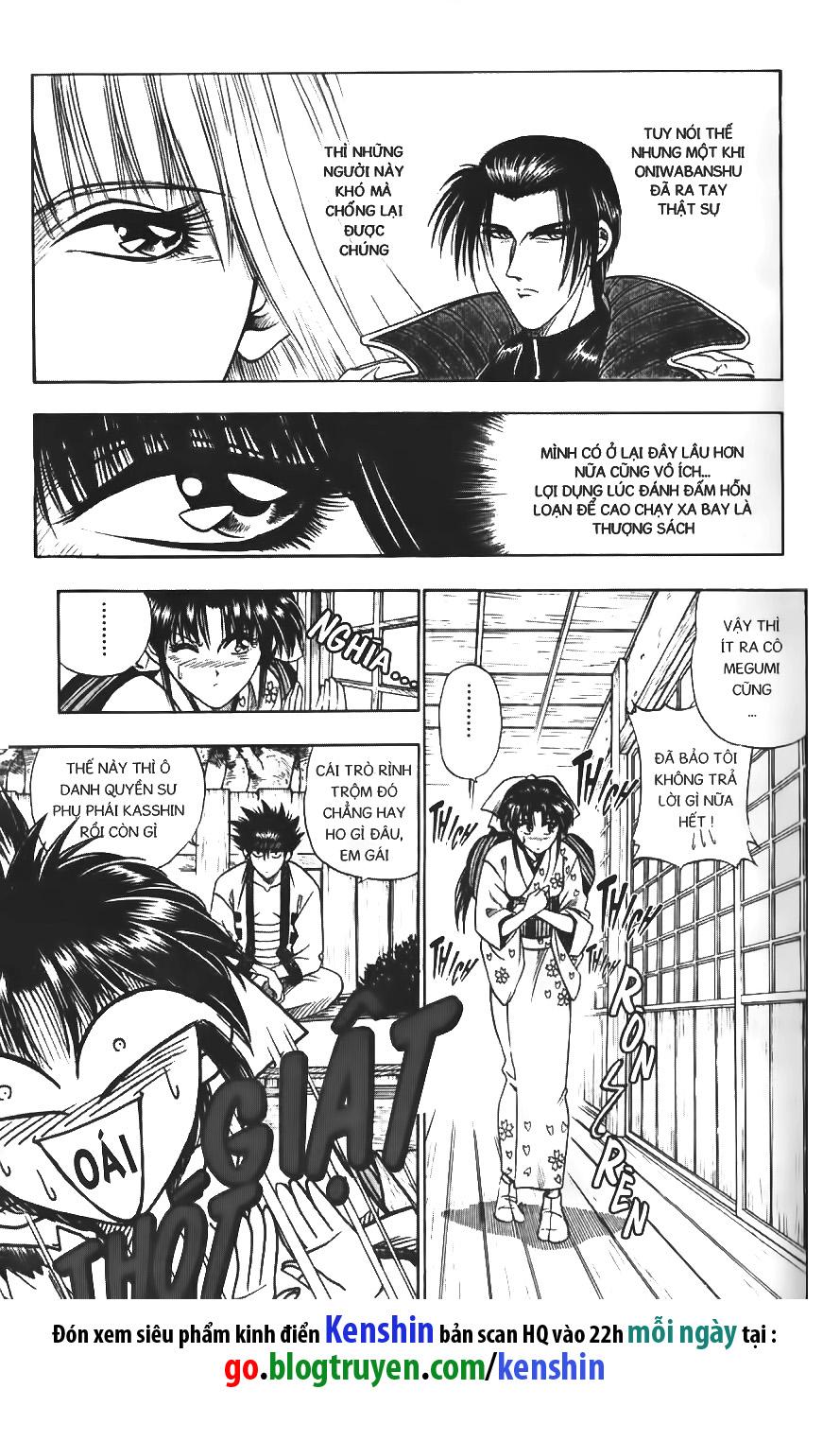 Rurouni Kenshin chap 17 trang 4
