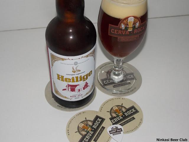 Heilige Red Ale - Pack de Julho Cervarock