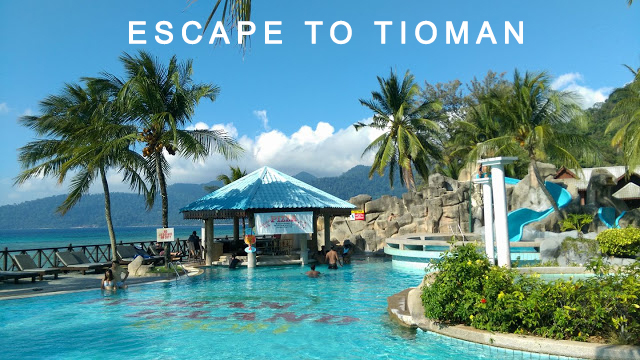 tioman island review