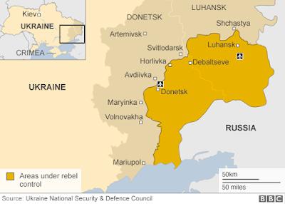 Ukraine War News Updates -- February 28, 2017