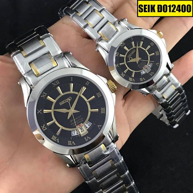 đồng hồ đeo tay seiko đ012400