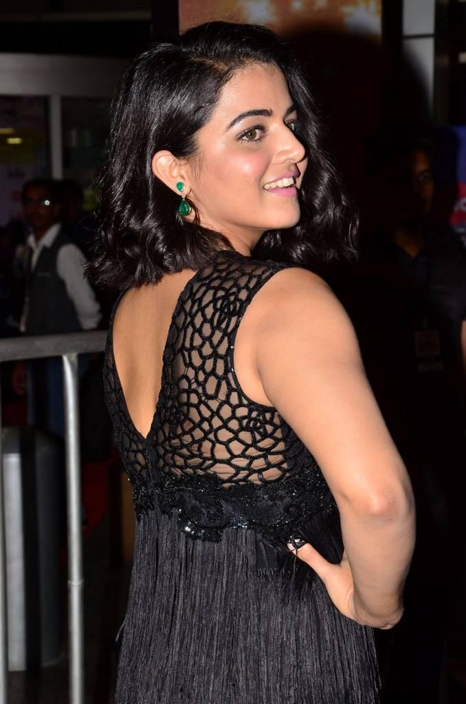Wamiqa Gabbi At 64th Jio Filmfare Awards 2017 Photo Gallery