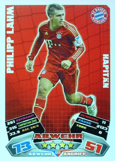 Match ATTAX Martin Lanig