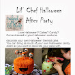 Lil' Chefs Halloween After Party