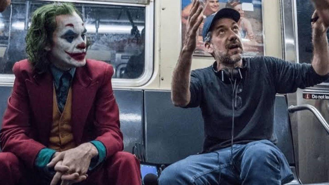 Todd Phillips entende o que Martin Scorsese quis dizer sobre os filmes da Marvel