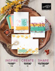 2020-2021 Stampin' Up! Catalog cover | Get a copy from Nicole Steele The Joyful Stamper
