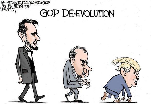 Cartoon Trump 4