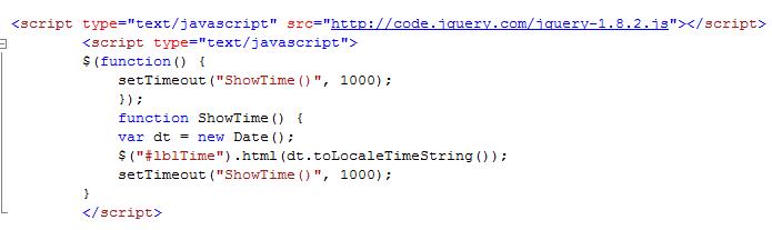 c#, javascript, jquery, sql server,  net examples : JQuery