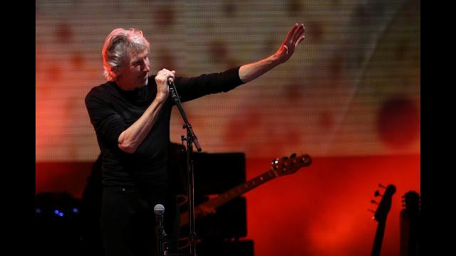 Video: Concierto completo de Roger Waters en el Zócalo CDMX
