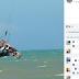 Italiano morre após cair de altura de 30 metros enquanto praticava kitesurf em praia na Bahia