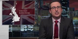 John Oliver Blasts Brexit, Donald Trump On Last Week Tonight