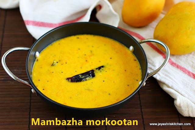Mambazha moru kootan