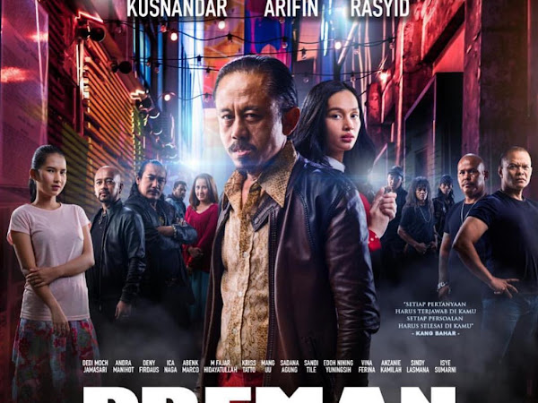 Review Film Preman Pensiun!