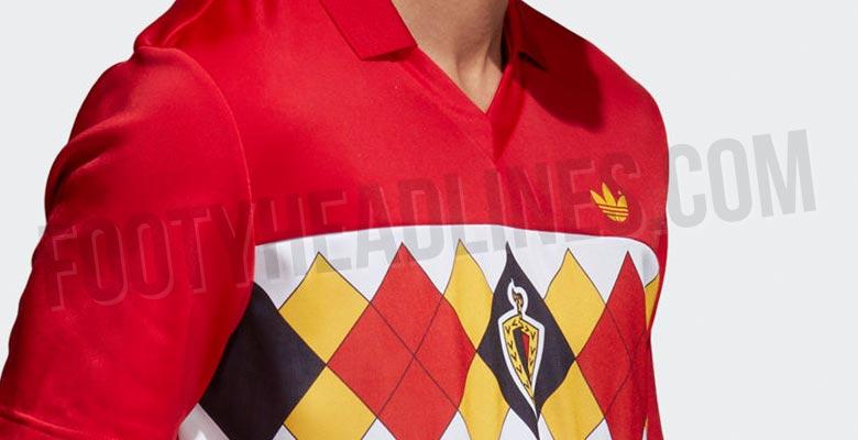 Adidas Originals Belgium 1984 Retro Jersey Leaked b8649dc0f