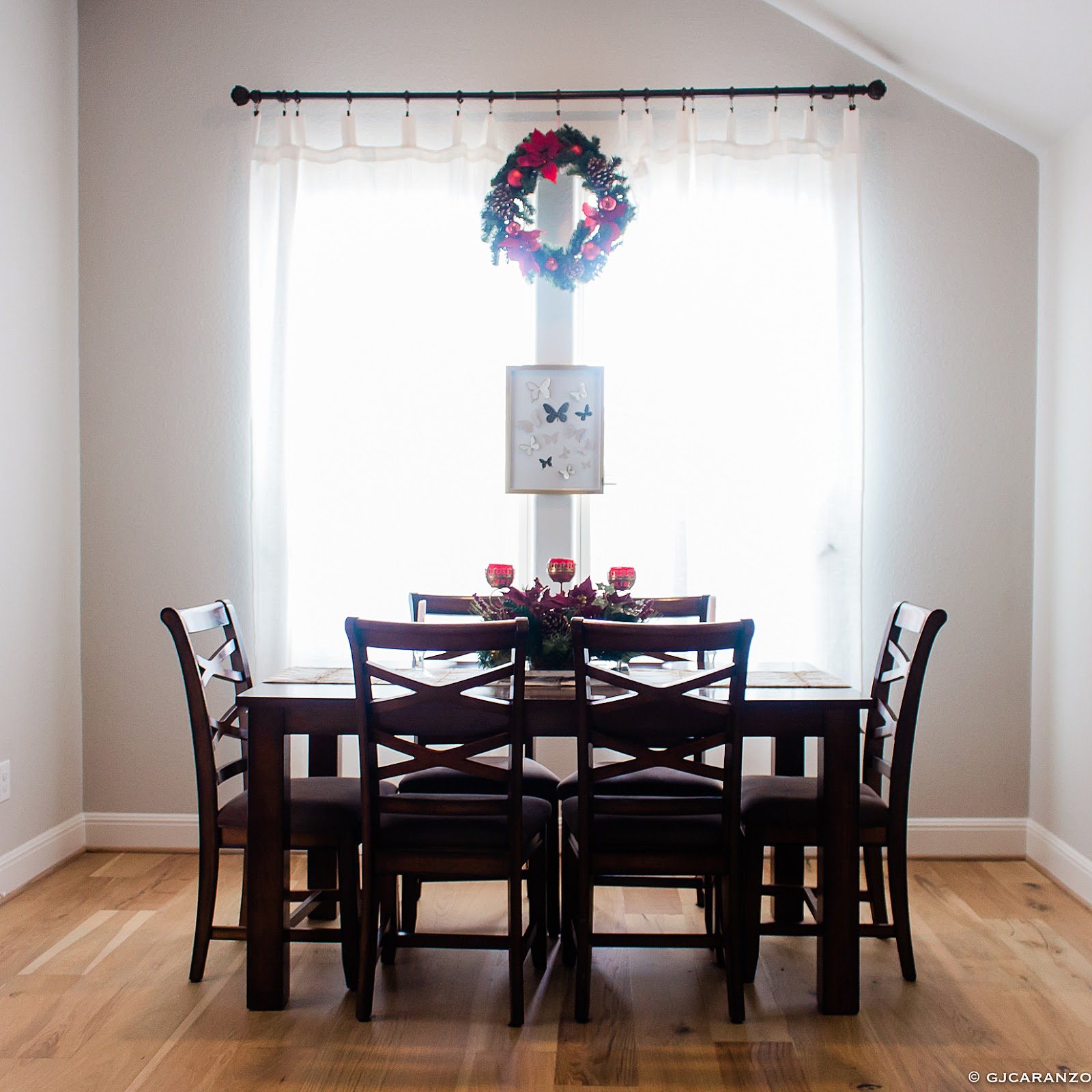 home interior decorating for Christmas