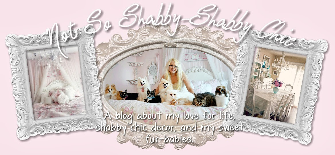Junk chic cottage saturday spotlight life behind the blogger for Shabby chic blog italiani