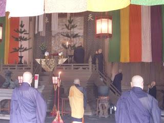 建長寺の涅槃会