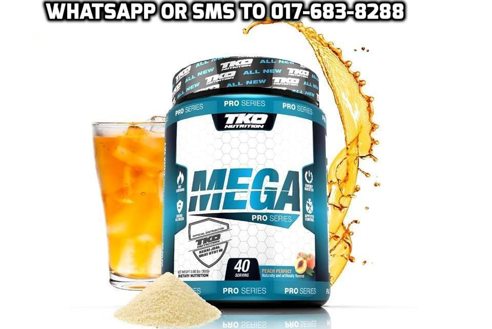 lucky store tko mega pro series fat burner 40 servings