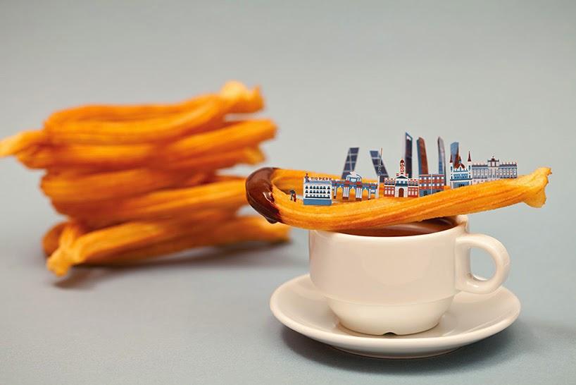 Creatividad y comida