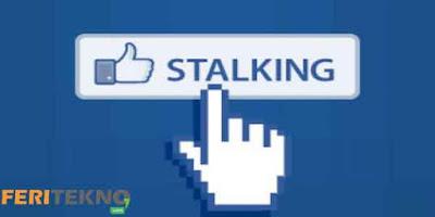 mengetahui orang lain yang suka melihat facebook kita - feri tekno