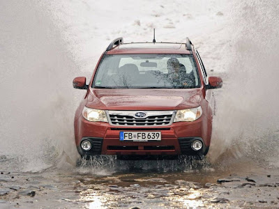 Subaru Forester Off Road Normal Resolution HD Wallpaper 2