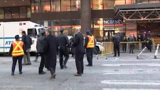 دوي انفجار في مانهاتن وشرطة نيويورك تخلي محطة مترو
