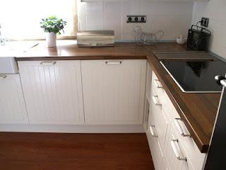 Trabajos a medida en el mobiliario de cocina. Zaragoza.