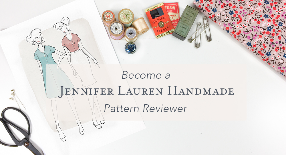 Become a Pattern Reviewer! The Pattern of the Month... | Jennifer ...