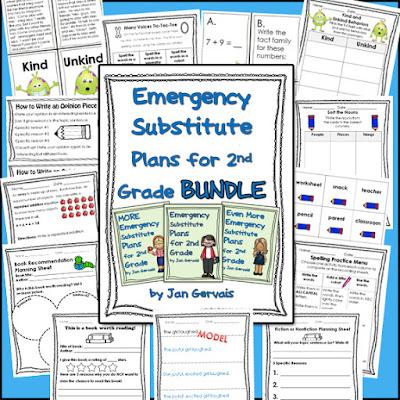 https://www.teacherspayteachers.com/Product/Emergency-Substitute-Plans-for-2nd-Grade-BUNDLE-3-Sets-1308672