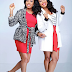 Nollywood twins, Tracy & Treasure release beautiful photos as they turn a year older