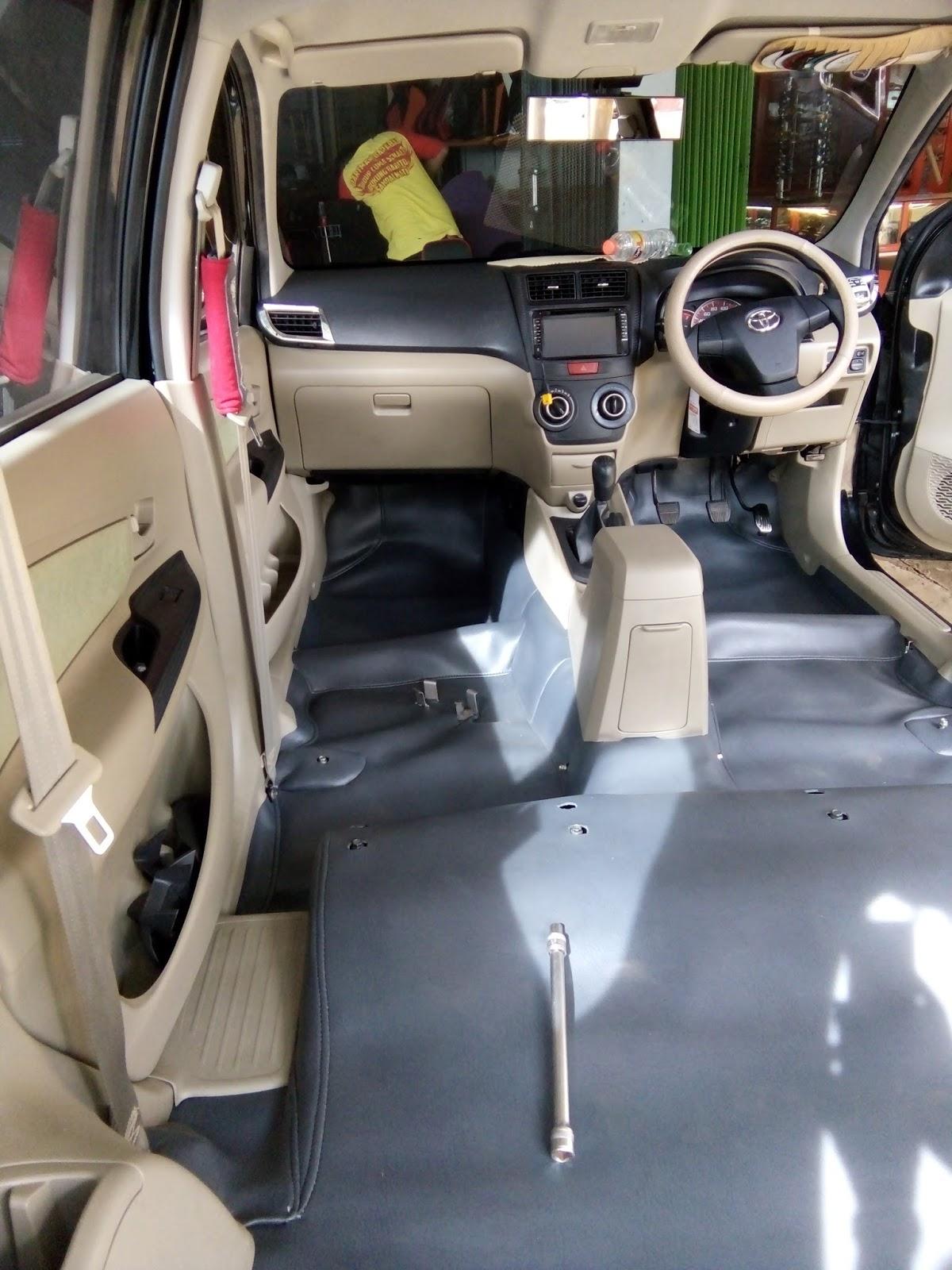 67 Modifikasi Ruangan Mobil Avanza Terbaru