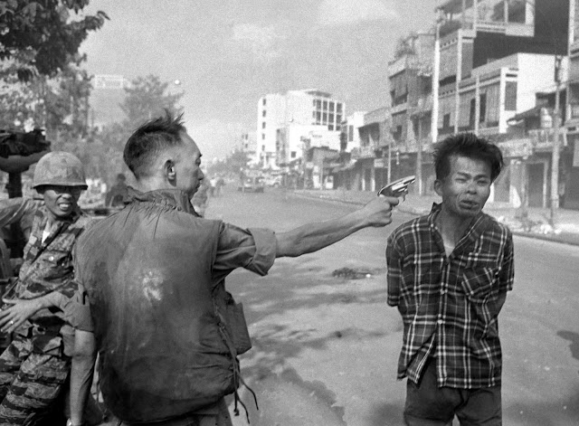 Eddie Adams - Saigon Execution
