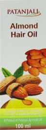 Patanjali products for hair - Patanjali Almond Hair Oil Benefits