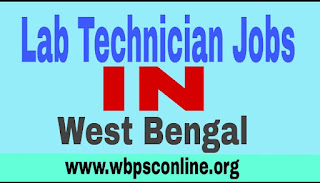 Lab Technician Jobs in West Bengal | Apply Online for 6 Technician Post at www.wbhealth.gov.in | - image Lab%2BTechnician%2BJobs on http://wbpsconline.org