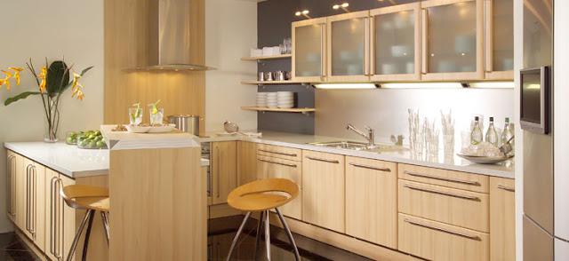 Natural Lightning Design Ideas for kitchen decorating