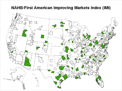 Washington County Utah is seeing builders and business pick up while lot inventory shrinks.