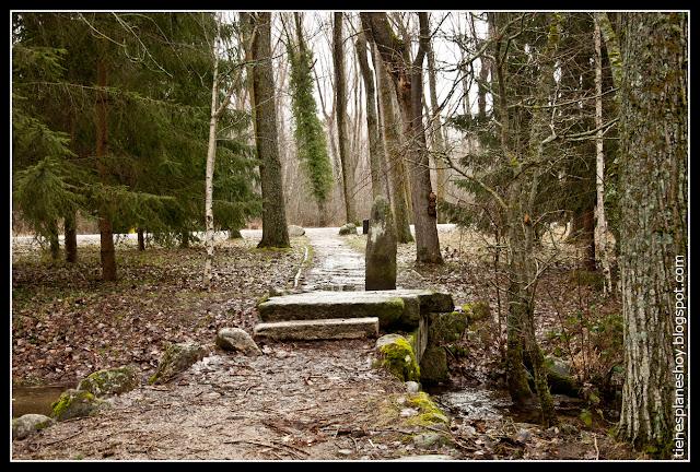 Rascafria El Bosque de Finlandia