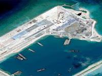 China Akui Pasang Peralatan Tempur Di Selat Malaka, Tuai Kecaman