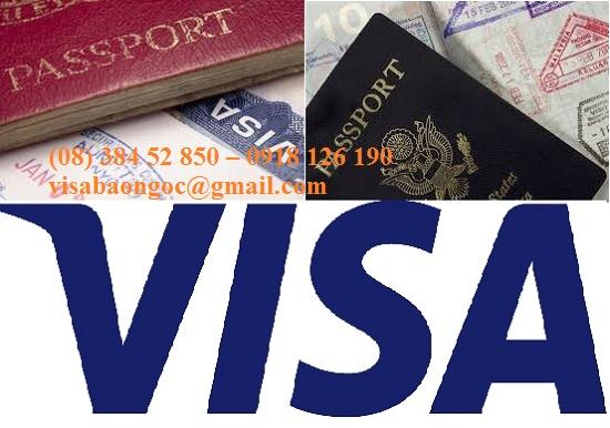 Thủ tục xin cấp hộ chiếu passport tại Tp. Hồ Chí Minh