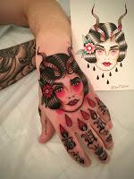 традиционная татуировка в уфе