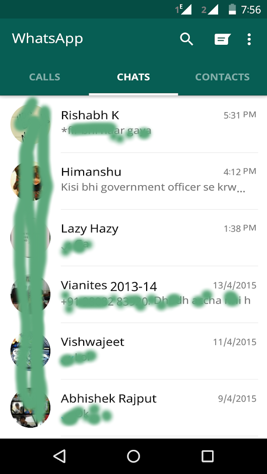How To: Get New WhatsApp Updated Look ! 2015 [android] ~ ..:::..Cyber Demon..:::..