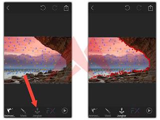 Gunakan Plotagraph, Begini Cara Mudah Edit Background Foto Bergerak di Android