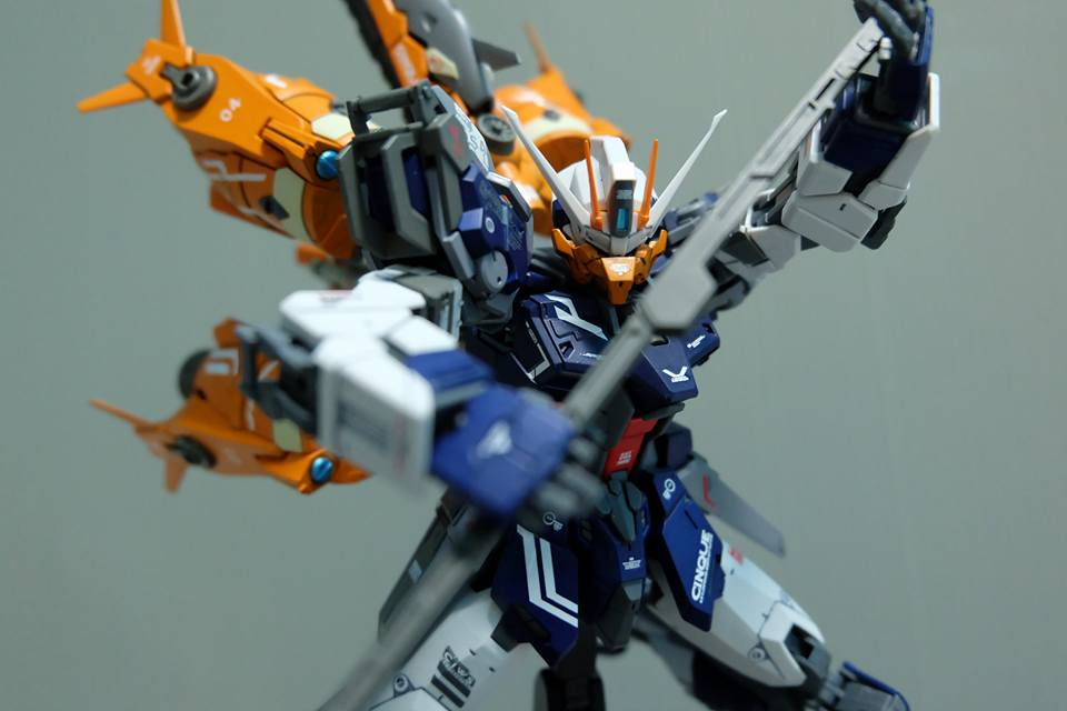 Gundam For The Barrel