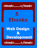5 Ebooks To Learn Web Design & Development Effectively
